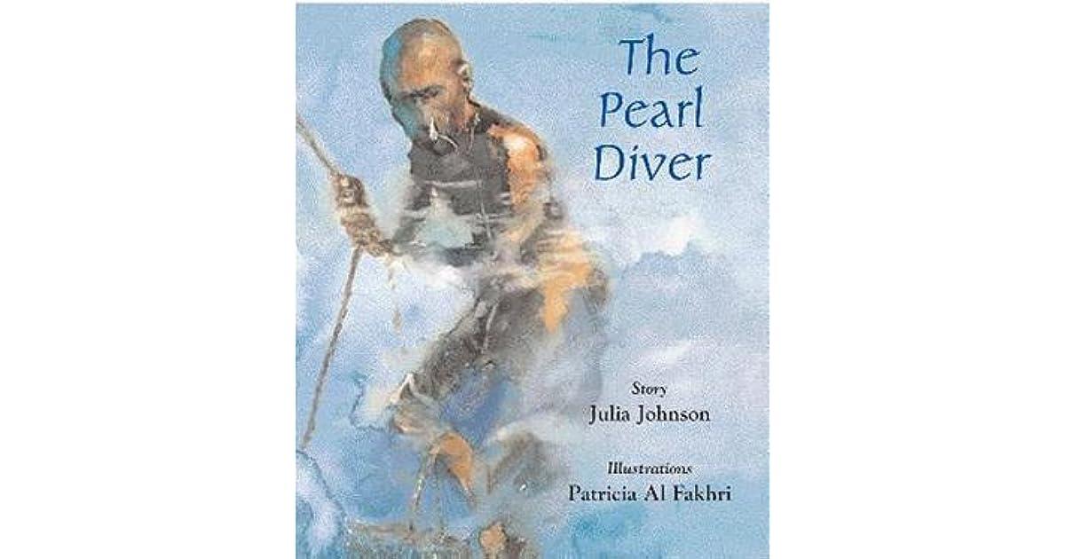 The pearl diver: amazon. Co. Uk: julia johnson, patricia al fakhri.