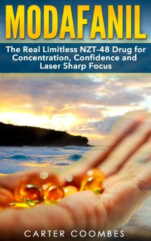 Modafinil: The Real Limitless NZT-48 Drug for Concentration