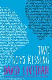 Two Boys Kissing