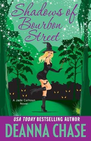 Shadows of Bourbon Street (Jade Calhoun, #5)