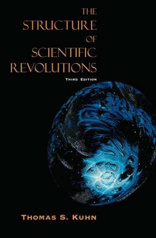 Cover for The Structure of Scientific Revolutions, by Thomas S. Kuhn