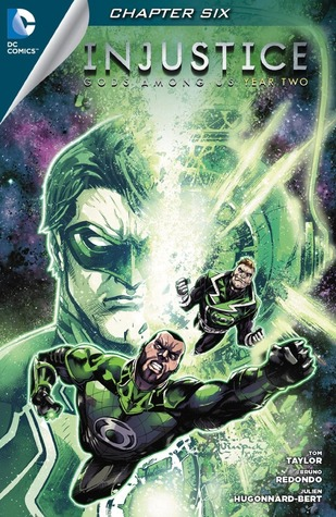 Injustice: Gods Among Us: Year Two (Digital Edition) #6