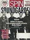 Spin Magazine (September, 2010) Soundgarden Cover