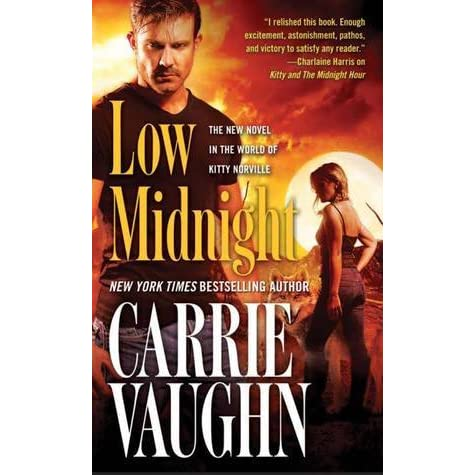 Low Midnight Kitty Norville 13 By Carrie Vaughn