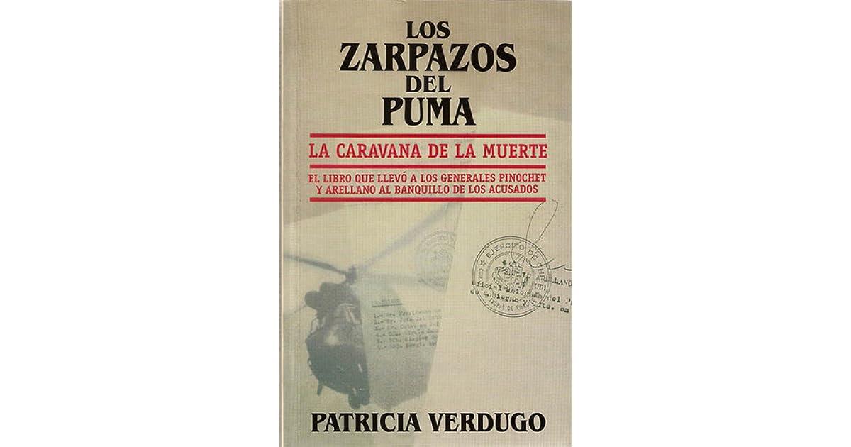 el libro los zarpazos del puma