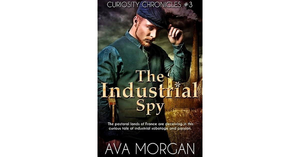f1c66718e04b The Industrial Spy (Curiosity Chronicles