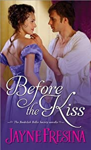 Before the Kiss (Book Club Belles Society, #0.5)