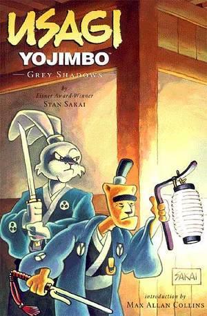 Usagi Yojimbo, Vol. 13: Grey Shadows