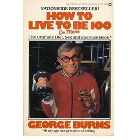 when did george burns die