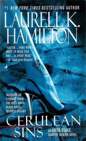 11 Cerulean Sins (Anita Blake #11) - Laurell K. Hamilton