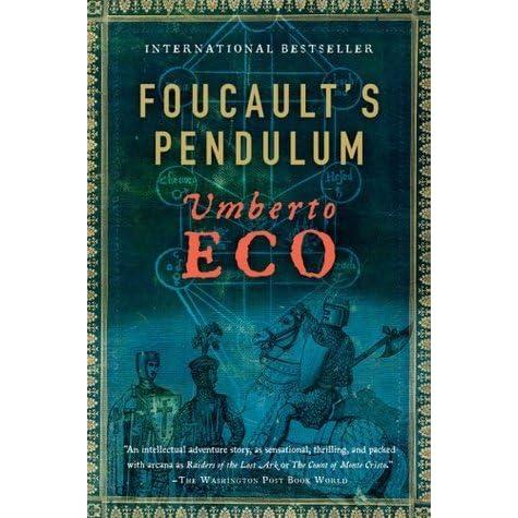Foucaults Pendulum Book