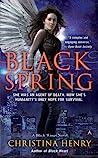 Black Spring (Black Wings, #7)