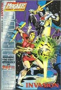 Magnus, Robot Fighter: Invasion