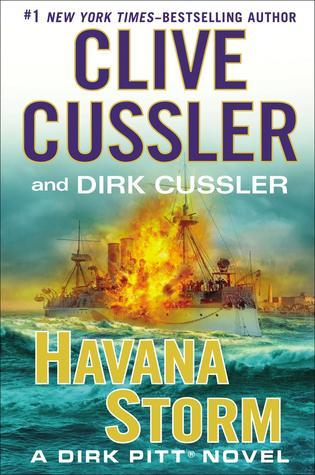 Havana Storm (Dirk Pitt, #23)