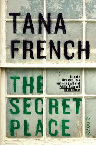 The Secret Place (Dublin Murder Squad, #5)
