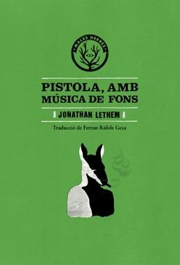Pistola, amb música de fons
