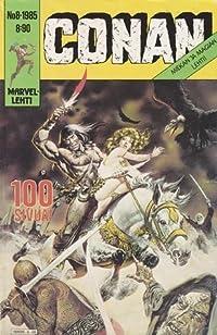 Conan, #8/1985