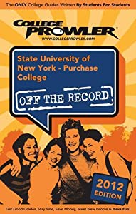 State University of New York: Purchase College 2012