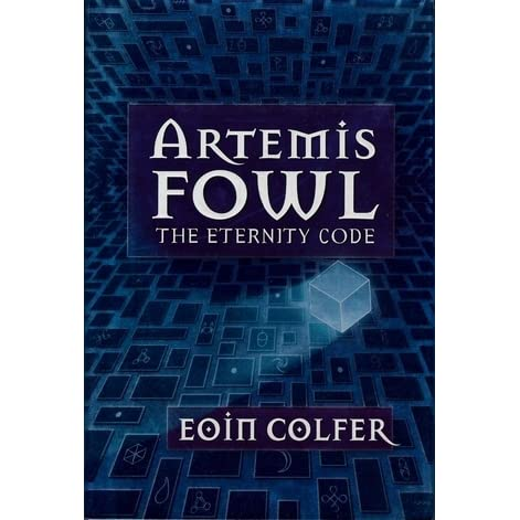 an analysis of eoin colfers fantasy book artemis fowl the eternity code