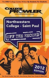 Northwestern College: Saint Paul 2012