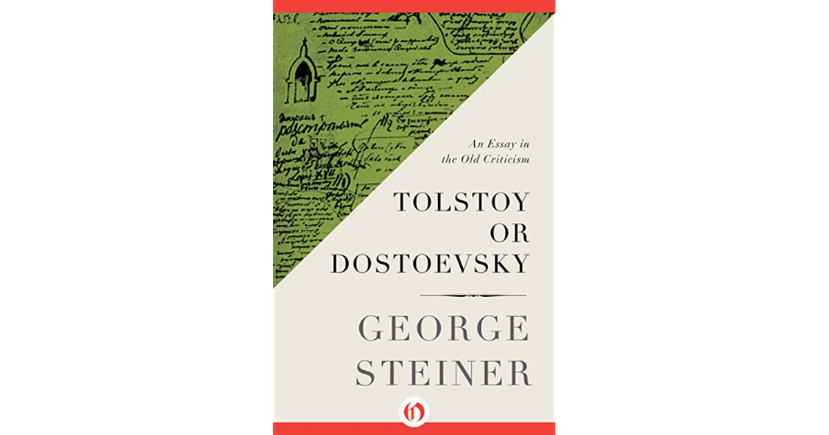 criticism dostoevsky edition essay in old second tolstoy Heyyy where's that essay on low-income dentistry and the politics of poor people's teeth & beauty standards le moulin foulon essay help, iphone research paper year.