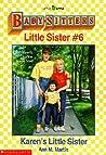 Karen's Little Sister (Baby-Sitters Little Sister, #6)