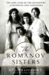 The Romanov Sisters by Helen Rappaport