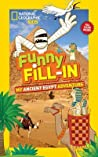 National Geographic Kids Funny Fill-in: My Ancient Egypt Adventure audiobook download free