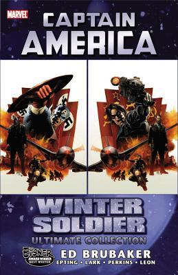 Captain America: Winter Soldier by Ed Brubaker