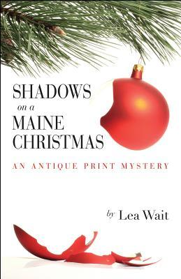 Shadows on a Maine Christmas (Antique Print, #7)