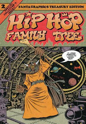 Hip Hop Family Tree, Vol. 2: 1981-1983