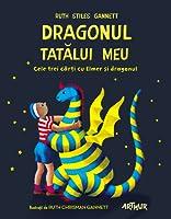 Dragonul tatalui meu. Cele trei carti cu Elmer si dragonul
