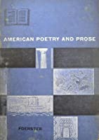 American Poetry and Prose