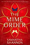 Book cover for The Mime Order (The Bone Season Book 2)