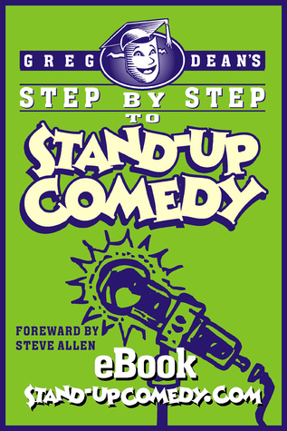 Greg Dean - Step by Step to Stand-Up Comedy (2000, Heinemann Drama)