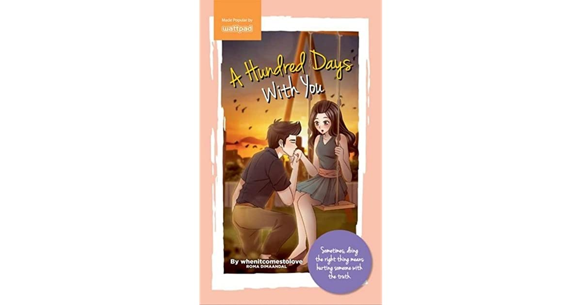 happiness for her 100 books days wattpad