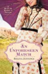 An Unforeseen Match (A Match Made in Texas, #2) audiobook review free