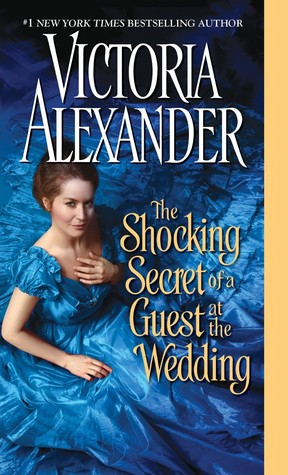 The Shocking Secret of a Guest at the Wedding (Millworth Manor, #4)