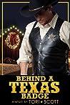 Behind a Texas Badge (Lone Star Cowboys #6)