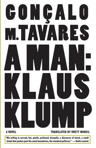 Klaus Klump: A Man