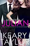 Moments of Julian (The McCain Saga, #2)
