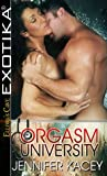 Orgasm University (Members Only, #4)