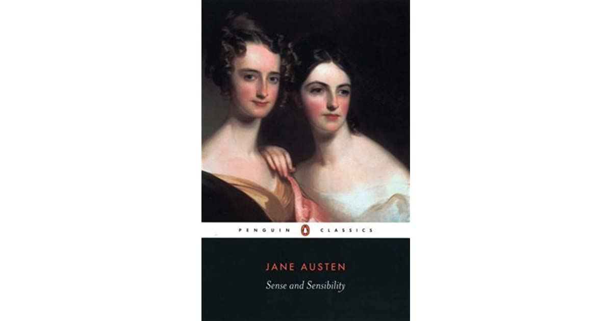 a review of the poem sense and sensibility The indulgence of sense and sensibility: a human for dappled things and assistant editor for the saint austin review the poetry of conduct and the.