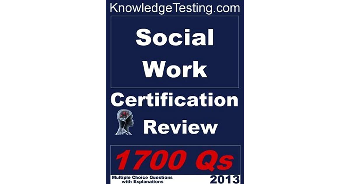 Social Work Certification Review By Kerry Mccabe