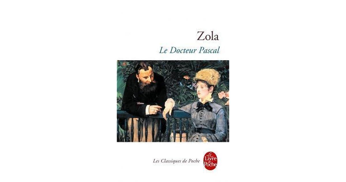 Le Docteur Pascal By Emile Zola