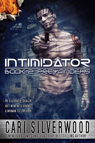 Intimidator by Cari Silverwood