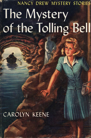 Mystery Of The Tolling Bell 23 Nancy Drew Mystery Stories Keene Carolyn 9781557092809 Amazon Com Books