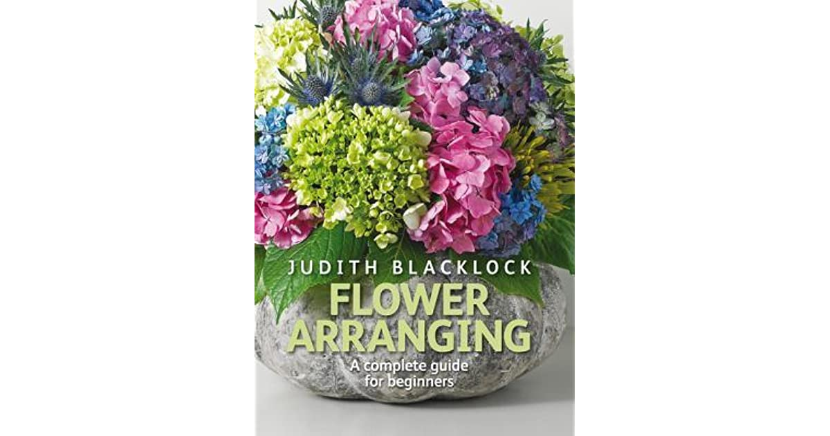 The judith blacklock's encyclopedia of flower design: judith.