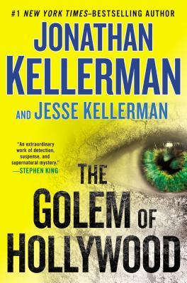The Golem of Hollywood (Detective Jacob Lev, #1)