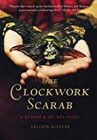 The Clockwork Scarab (Stoker & Holmes #1)